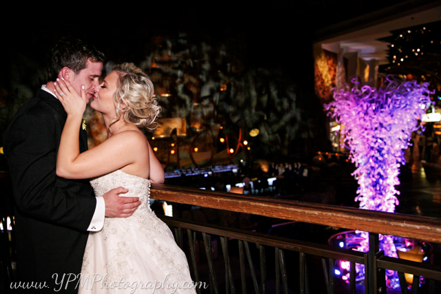 Wedding At The Mohegan Sun And Resort